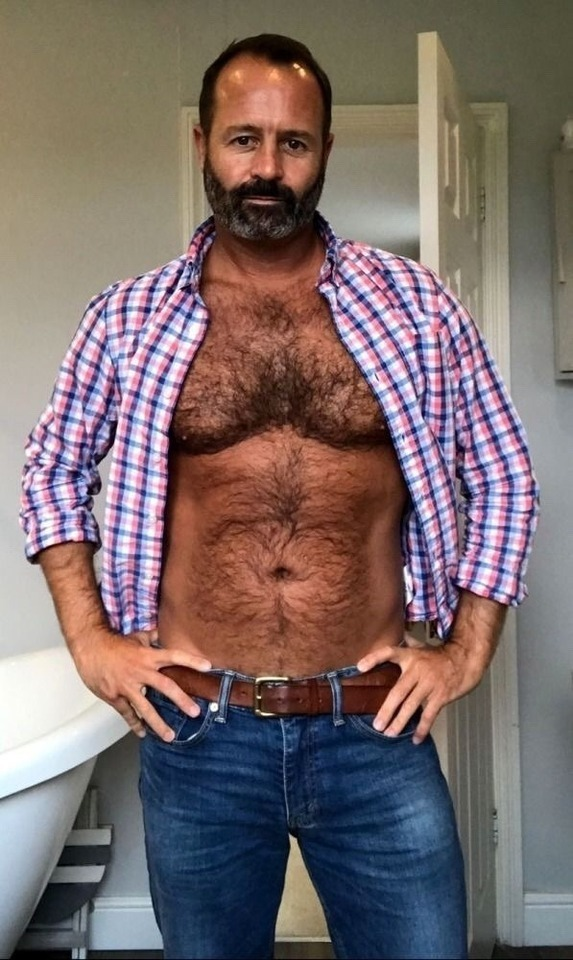 Mature Daddy Image