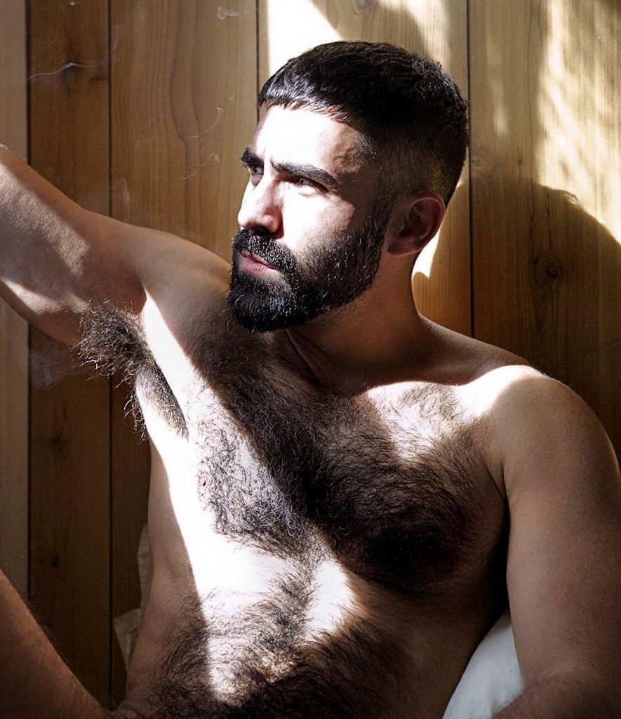 Hairy Men Stock Photos And Royalty